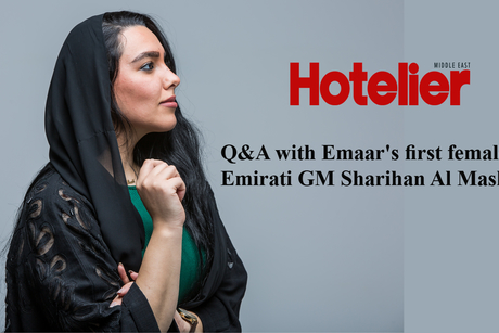 Q&A with Emaar's first female Emirati GM Sharihan Al Mashary