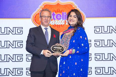 Fairmont Dubai's Zehra Masood bags Procurement Person of the Year 2018