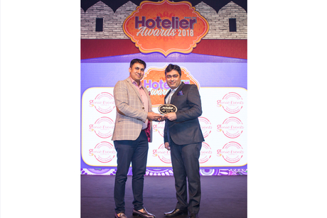 Antriksh Khurana adds Finance Person of the Year to his achievements