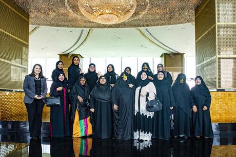 The Meydan Hotel Dubai celebrates Emirati senior citizens