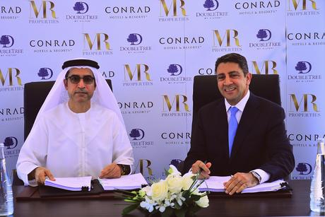 Hilton signs new Conrad, Doubletree hotels in Ras Al Khaimah