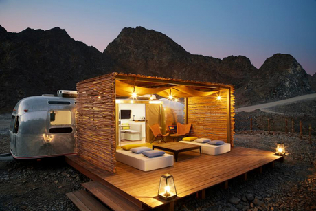 First trailer-style hotel in UAE now open in Hatta