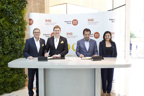IHG to rebrand Dubai's Nassima Royal Hotel to launch new upscale brand voco
