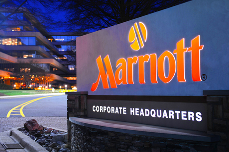 Marriott reveals up to 500m hotel guests hit by data hack