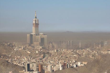 Hotels 'under pressure' in Makkah, Saudi Arabia