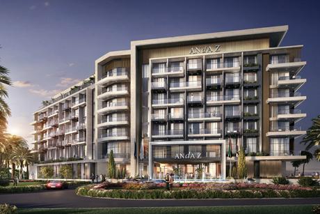 Hyatt reveals plans for new Andaz Dubai La Mer