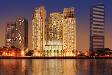 New cyclical high for the Middle East's hotel construction pipeline