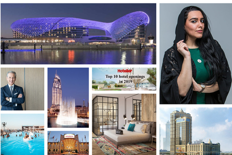 Top 10 hospitality stories in the Middle East in 2018