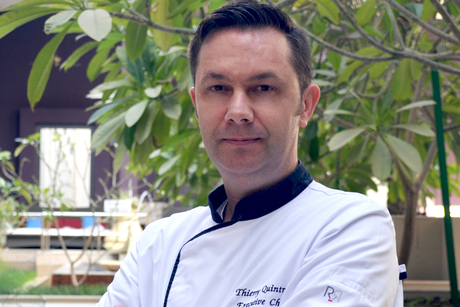 The Hormuz Grand Muscat appoints executive chef