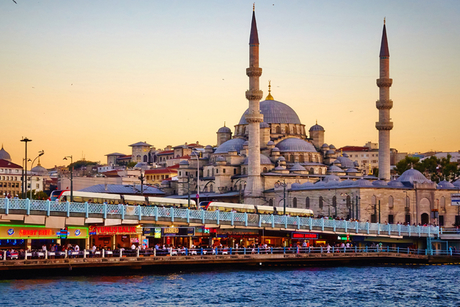 Istanbul hotel bookings for New Year's Eve at almost 100%