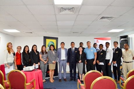 Al Bustan Centre & Residence holds financial literacy seminar for employees