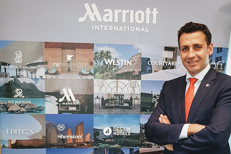 Marriott Kuwait hotels appoint cluster DOSM