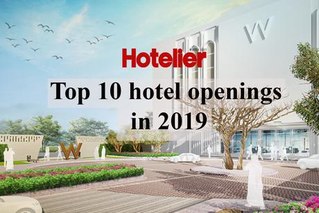 VIDEO: Top 10 hotel openings in 2019