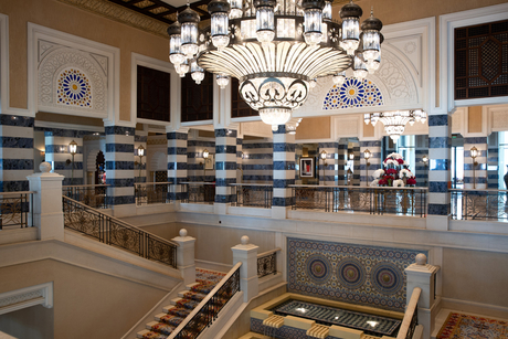 Revealed: Jumeirah Al Qasr's newly refurbished accommodation