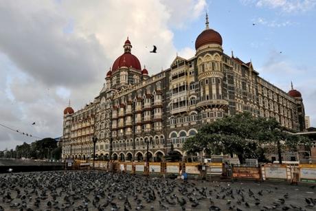 New Taj hotel resort for India