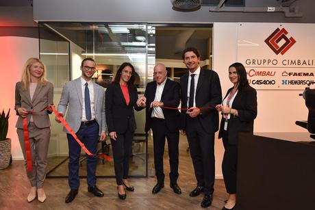 Gruppo Cimbali launches its Dubai office