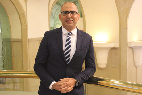 Crowne Plaza Dubai appoints director of food & beverage