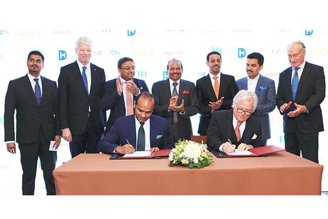 Abu Dhabi hospitality investment company enters Swiss market