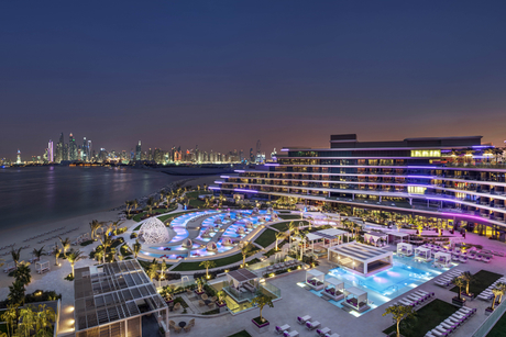 W Dubai – The Palm opens its doors