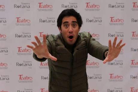 Zach King spotted at Towers Rotana Dubai