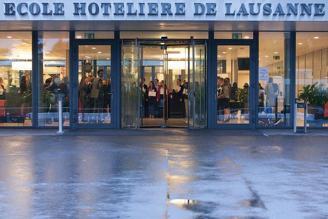 Hospitality school Ecole hôtelière de Lausanne hosts open day on campus