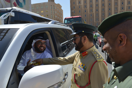 Dubai Police, Rove Hotels partner to spread cheer among law-abiding drivers