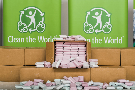 Hilton to recycle one million bars of soap by Global Handwashing Day