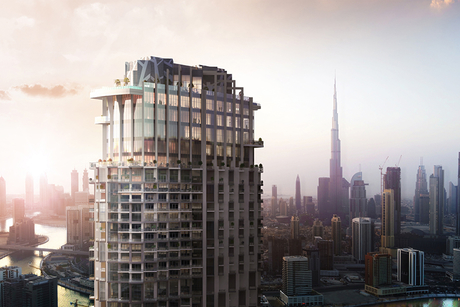 Sbe signs the Middle East's first SLS property in Dubai
