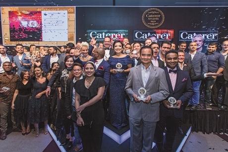 Caterer Awards Middle East nomination deadline extended one week