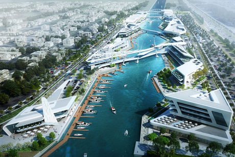 Abu Dhabi: Dining and entertainment destination on target to open in Q4, 2020
