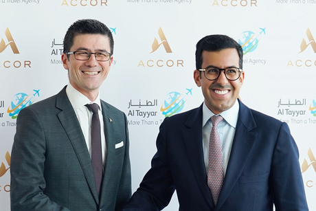 Accor partners with Saudi Arabia's OTA Al Tayyar Travel Group