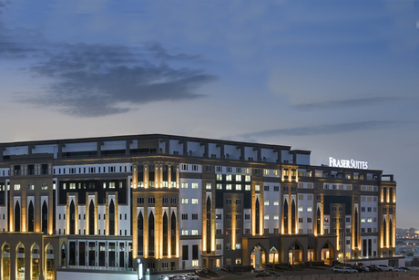 Fraser Suites Muscat officially opens, offers 120 serviced luxury apartments