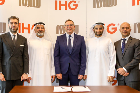 IHG signs franchise deal with two Staybridge Suites hotels in Dubai