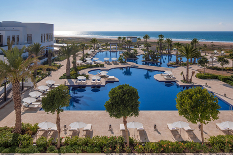 Hilton opens third property in Morocco