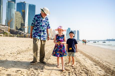 Oceanographer behind 'Ritz Kids' lands in Dubai