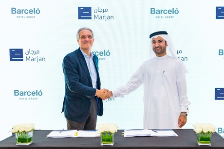 Barcelo Hotel group to open 'first waterfront five-star resort' in Al Marjan Island