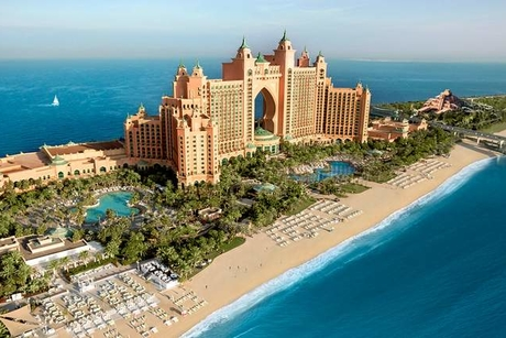 Dubai's Atlantis the Palm plans to grow Water Park by 30 percent
