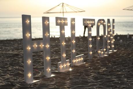 Hilton Lebanon's 100th anniversary