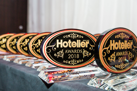 Entry tips for the Hotelier Middle East awards