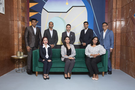 Photos: Meet the team of Leva hotel