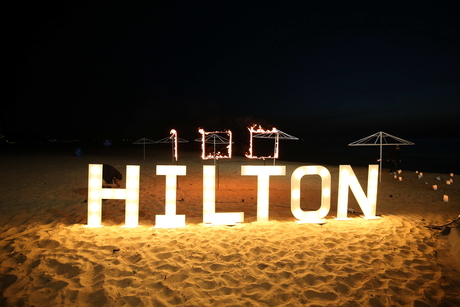 Photos: Hilton Lebanon celebrates group's 100th anniversary  through a CSR initiative
