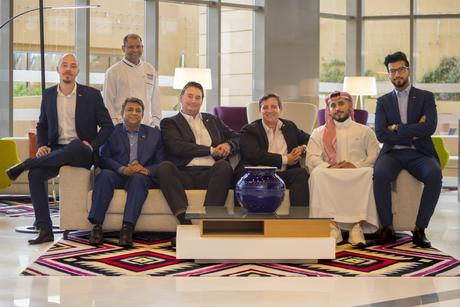Photos: Meet the team – Radisson Blu Hotel, Riyadh Diplomatic Quarter, KSA