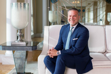 Hilton appoints managing director