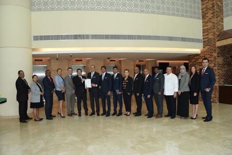 Grand Millennium Al Wahda earns triple certification