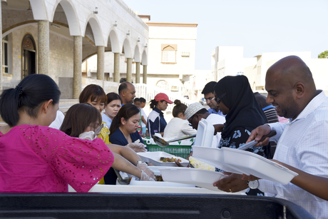 Al Baleed Resort Salalah by Anantara hosts charity drive for Ramadan