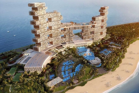 $1.4bn Royal Atlantis is on track to open in 2020