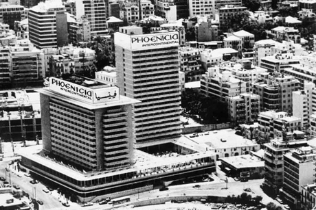Hotel Trivia : 10 things you didn't know about The Phoenicia Hotel Beirut