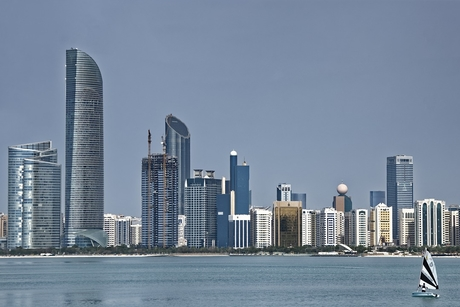 Abu Dhabi's appetite for regional growth