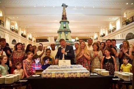 Photos: Hilton celebrates 100th anniversary in UAE