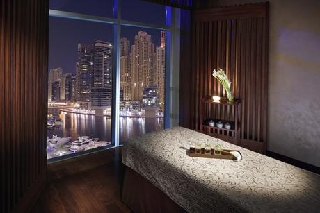 Address Dubai Marina offers tea-based spa treatments